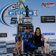 Stenhouse Strikes First For Cup's High-Pro Couple