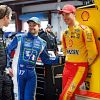 Stenhouse Jr. On Cup Pole At Talladega