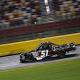 Busch Dominates Charlotte Truck Race