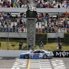 Keselowski Posts Late Xfin Win