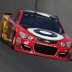 Larson Uses Late-Race Restarts To Win Michigan