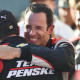 Castroneves Climbs To Victory At Iowa Speedway