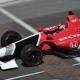 New IndyCar Chassis Hits The Bricks At IMS