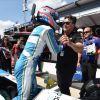 Sato Overcomes Nerves To Earn IndyCar Pole At Pocono