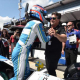 Sato Overcomes Nerves To Earn IndyCar Pole At Pocono