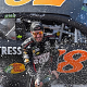 Truex Jr. Slows Down To Get First Win At The Glen