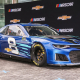Camaro ZL1 To Represent Chevy In Cup Series