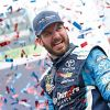 Truex Jr. Captures Kansas As Playoffs March On
