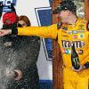 Kyle Busch Survives 'Kill' Mode To Win Martinsville