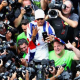 'Bloody Nose' Can't Keep Hamilton From '17 Crown