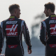 Haas Drivers Qualify In Top 10 in Spain