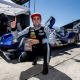 Vautier Puts Cadillac On Sebring Pole