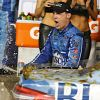 Streaky Harvick Wins Kansas Cup Series Race