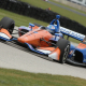 Rain Puts Dixon On IndyCar Pole At Gateway