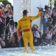 Hunter-Reay Made Big Splash With Detroit Victory
