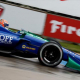 Rossi Earns Pole For Race 2 In Detroit