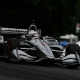 Newgarden Out Punches Hunter-Reay At RA