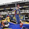 IndyCar Series Celebration Muted At Pocono
