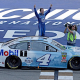 Harvick Rolls To Seventh Season Win At MIS