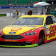 Logano Drives To Pole At Kansas Speedway