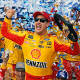 Logano Wins, Truex Threatens at Martinsville