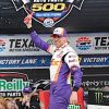 Hamlin Survives Hiccup Attack To Win At Texas