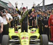 Pagenaud Went To Attack Mode To Conquer Indy
