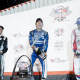 Sato Responds To Pocono Woe With Win In St. Louis