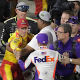 Hamlin/Logano Spat Bleeds Over Into Texas