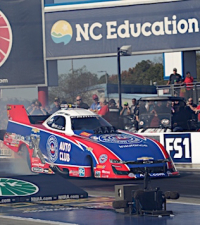 Hight Wins Funny Car Title In A Stalled Car