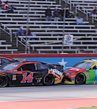 Texas' Woes Reflect NASCAR's Woes
