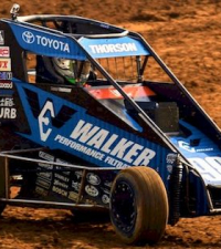 Thorson Captures Friday Win at Chili Bowl