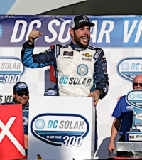 Newman Exits Hospital; Roush Puts Chastain In Seat