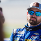 Stenhouse Earns Pole For 500