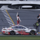 Busch Clash Ends As Busch Crash At Daytona