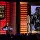 'Inspired' Stewart Barely Beats HOF Speech Deadline