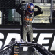 Mayer Tracks Down Moffitt To Win Bristol Trucks