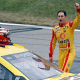 Logano's In And Loving It