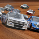 Rain Shuts Down Bristol Dirt Racing