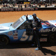 Dirt Novice Truex Captures Truck Win at Bristol