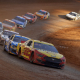 Logano Earns Gritty Victory In Bristol Dirt Race