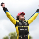 Herta Family Collects St. Pete Victory