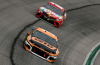 Flat Spot On – Older Busch Enjoys His Day at AMS