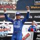 Even With Five Wins, Larson Keeps Eyes On Points