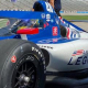 Johnson Speeds Closer to The Indy 500