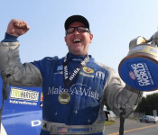 'Super Sub' Sinks Funny Car Field At The Grove