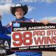 Anderson Bags Pro Stock Win No. 98