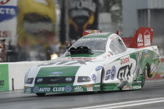 Photo Courtesy of the NHRA