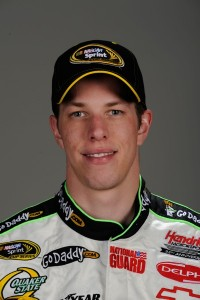 Brad Keselowski moves to Penske No. 12 car. (Photo by Sam Greenwood/Getty Images)