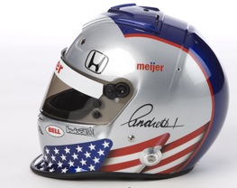 Marco Andretti's hat.